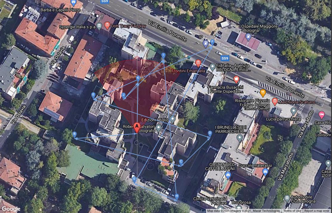 Vista Satellitare Virtual Tours